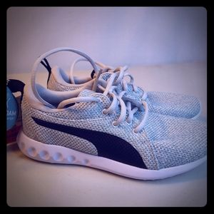 NEW PUMA Carson 2 Bold Knit JR Big Boys Sneakers G
